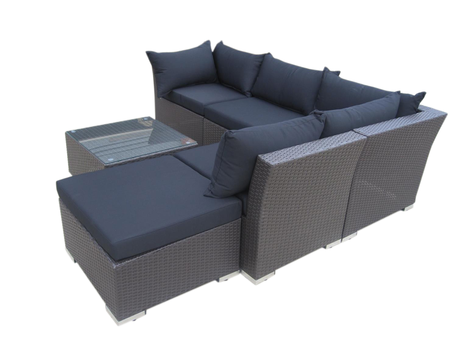 Mykonos Modular Outdoor Lounge Urbani Furniture