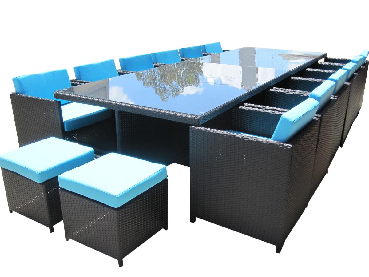 16 Seat Dining Set Urbani Furniture