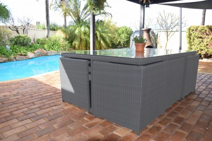 Beautiful pool furniture