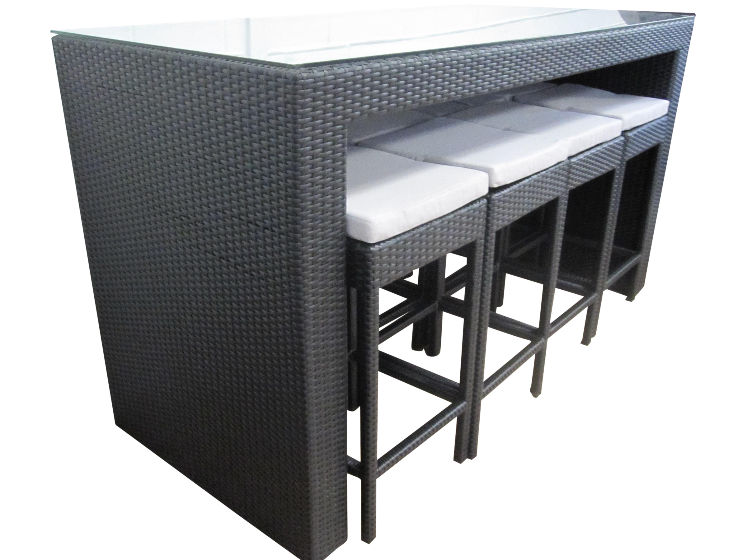 Outdoor 8 Seat Bar Set Perth Outdoor Furniture