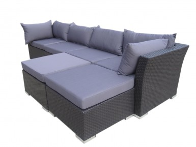 Large modular sofa setting in Perth WA