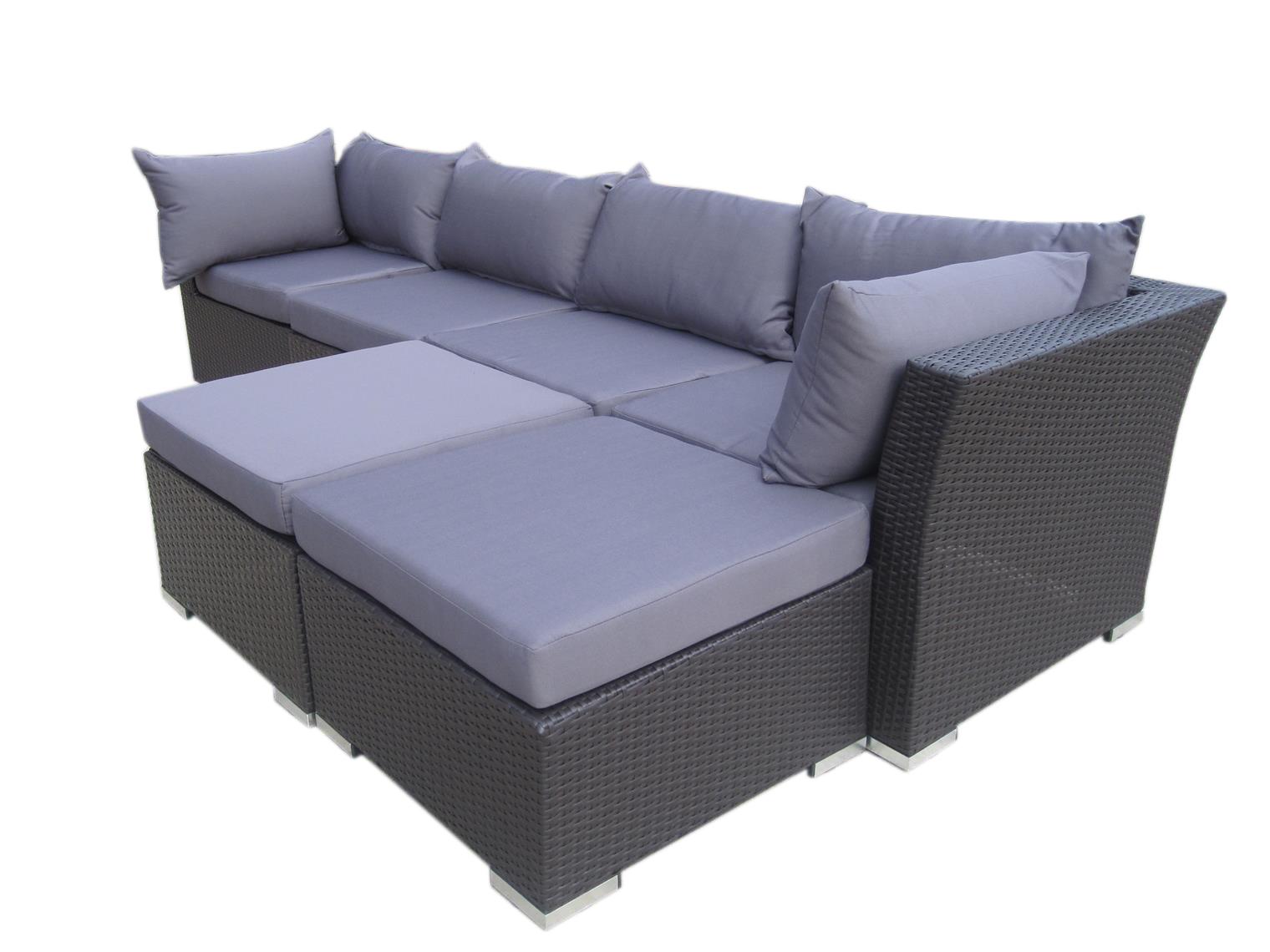 Large Modular Sofa Setting In Perth Wa