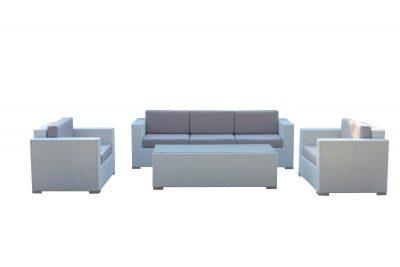 three seat outdoor lounge setting in Perth WA