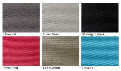 Cushion colours that are hard to find anywhere else.