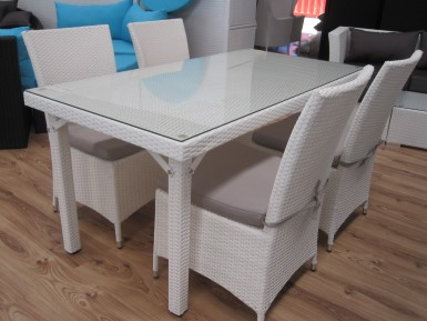 dining set for the patio outdoors in Perth