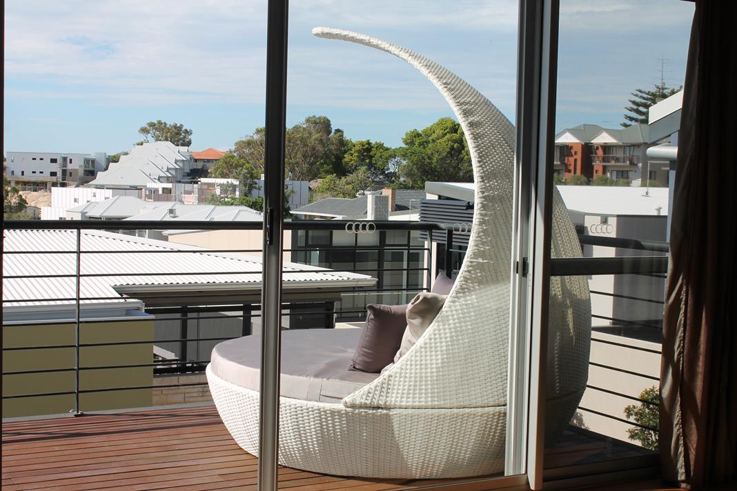 Apartment Balcony Furniture Outdoor Lounge Perth